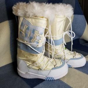 DC winter Snow Boots